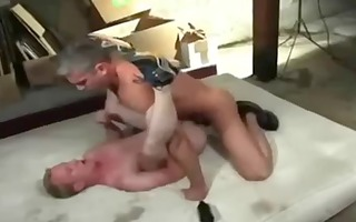mature grey dad undressed fuck juvenile smooth