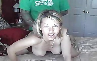 pierced d like to fuck floozy implores for a