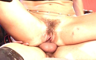 fetish threesome, fisting and anal sex - dbm clip