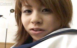 shy petite gal from tokyo gagging pounder