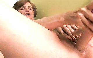 ray lynn older sextoy masturbation