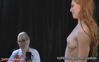 scifidreamgirls fembot sex with ashley fires.