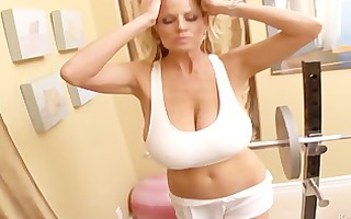 work out these large love muffins kelly madison