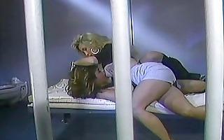hawt lesbos in prison