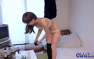 very hot youthful merry oriental hotty