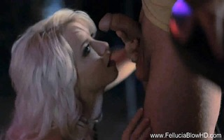 oral stimulation sparkles and shines