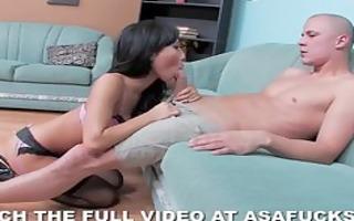 asa akira acquires her vagina pounded hard