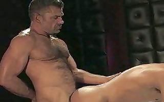 hardcore gay anal act with tony aziz and bruno