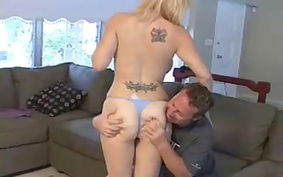 large titted golden-haired d like to fuck drilled