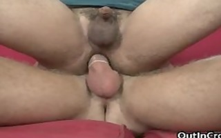 cute latin chap receives fucked into ass in