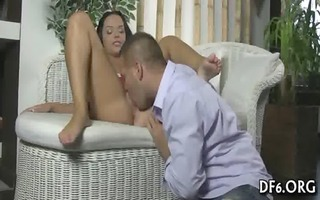 virgin tries her 11st jock