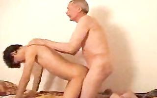 aged homo dad shaggs juvenile boi doggy style