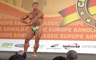 muscledad luis: arnold classic europe 54101