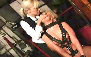 hard lesbo servitude