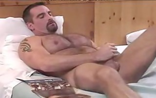 blake nolan sizzling solo scene gay porn