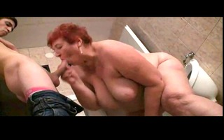 fat mama screwed in public biffy bvr