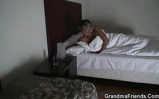hottest 6some with mature woman