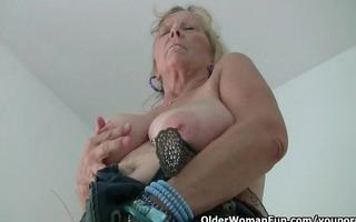 grandma needs an agonorgasmos right now!
