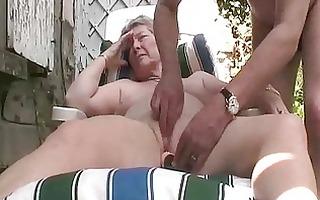 granny outdoor joy