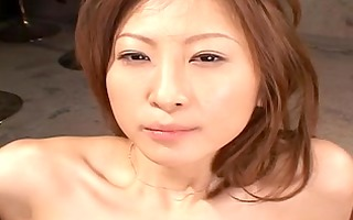 japanese angel farts anal creampie on a spoon and