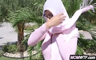 arab mommy and daughter share penis julianna