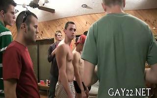 str chaps getting homo