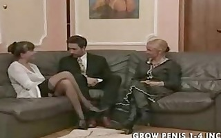 granny and mother i in stockings fuck part6