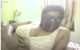 indian overweight hotty undress on webcam