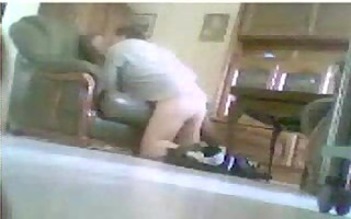 true hidden cam. mamma and dad having fun