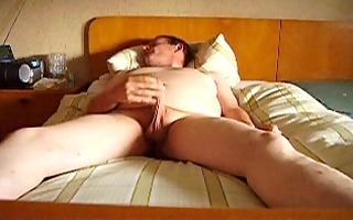 wanking on daybed
