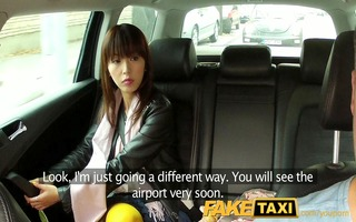 faketaxi japanese tourist receives her taut