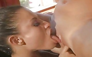 jayna osso and lily thai play with their toys