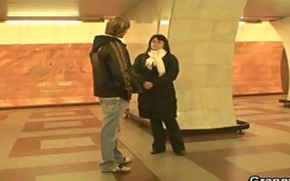 chubby whore is picked up and doggystyled
