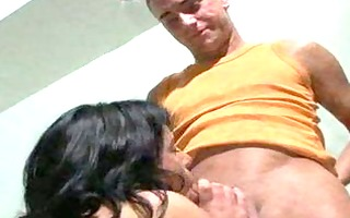 euro doxy acquires screwed in the washroom
