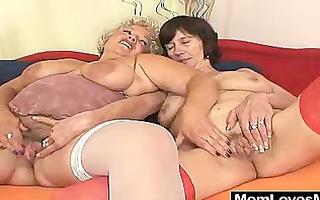 curly non-professional wives st time lesbo