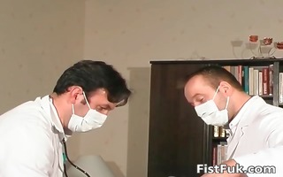 watch those perverted doctors as they