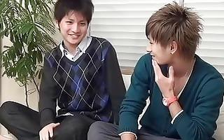 oriental college boyz speaking about homo sex
