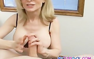 gorgeous blond mother i with an apetite for