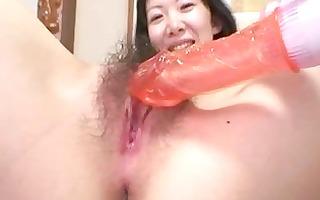 mari kitazawa japanese mama taking a facial load