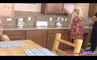 hot golden-haired d like to fuck teaching her