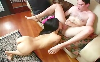 skinny asian angel fucking hard