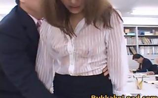 aya matsuki hawt oriental doll enjoys a cum part4