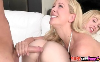 daughter shares her bf with her mamma lucy tyler,