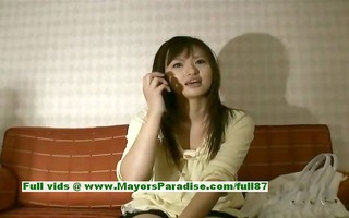 saori innocent nasty chinese beauty is talking