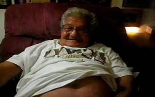 huge jock grand-dad