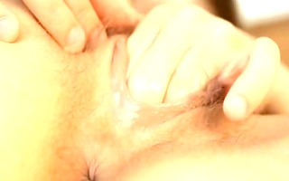 sweetie touches ribald cleft