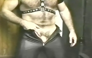 leather cock in hand 7
