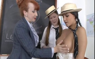 lesbianism as defined by the headmistress