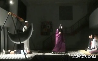 oriental hawt wazoo actress plays seductress in