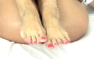 hawt web camera feet